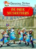 de drie musketiers - Geronimo Stilton, Alexandre Dumas (ISBN 9789054613954)