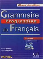 Grammaire progressive du français - M. Grégoire, O. Thiévenaz (ISBN 9789460307294)