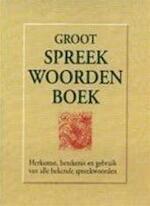 Groot spreekwoordenboek - Ed van Eeden (ISBN 9789024363575)