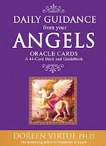 Daily Guidance from Your Angels Oracle Cards - Doreen Virtue (ISBN 9781401907723)