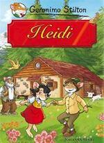 Heidi - Geronimo Stilton, Johanna Spyri (ISBN 9789054616757)