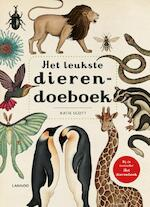 Het dierendoeboek - Katie Scott (ISBN 9789401428569)