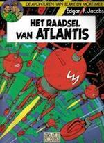Het raadsel van Atlantis - E.P. Jacobs (ISBN 9789067370134)