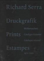 Druckgrafik / Prints / Estampes: 1972-1999