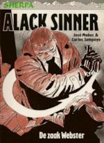 Alack Sinner 1: De zaak Webster - José Munoz, Carlos Sampayo