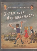 Piet Pienter en Bert Bibber: Storm over Akhabakhadar