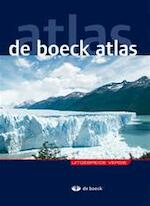 de boeck atlas - uitgebreide versie - David Daenekint, Philippe De Maeyer, Jacques Merchiers, Jozef Paternoster, Georges Tibau (ISBN 9789045520223)