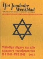 Het Joodsche Weekblad - A. Asscher, Prof. Dr. D. Cohen (ISBN 9789062072835)