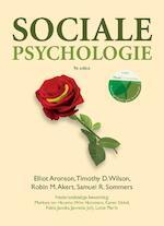 Sociale psychologie - Elliot Aronson, Timothy D. Wilson, Robin M. Akert, Samuel R. Sommers (ISBN 9789043035361)