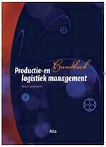 Handboek Productie- en logistiek management - Marc Lambrecht (ISBN 9789085790150)