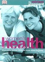 Women's health handbook - Miriam Stoppard (ISBN 9780751314342)