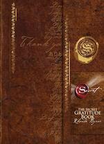 The Secret Gratitude Book - Rhonda Byrne