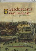 Geschiedenis van Brabant - J. van Oudheusden (ISBN 9789085261018)