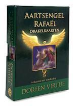 Aartsengel Raphael Orakelkaarten - Doreen Virtue (ISBN 9789085081548)