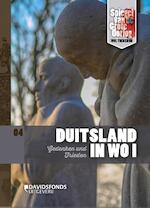Duitsland in WO I - Jan Vancoillie, Luc Corremans (ISBN 9789059086029)