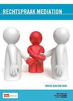 Rechtspraak mediation - P.H.A. Boshouwers (ISBN 9789012391269)