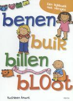 Benen, buik, billen, bloot - Kathleen Amant (ISBN 9789462343924)