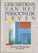 Geschiedenis van het persoonlijk leven, deel 5 - Philippe Aries, Georges Amp; Duby, Antoine Amp; Prost (ISBN 9789051570670)