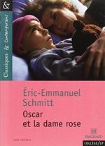 Oscar et la dame rose - Eric-Emmanuel Schmitt (ISBN 9782210754904)