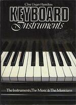 Keyboard Instruments - Clive Unger-Hamilton (ISBN 9780898935059)