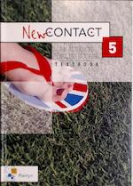 New Contact 5 textbook - Unknown (ISBN 9789030144243)