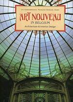 Art nouveau in Belgie - Françoise Dierkens-Aubry, Jos Vandenbreeden (ISBN 9789020918380)