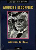 Auguste escoffier - Boer (ISBN 9789053300817)