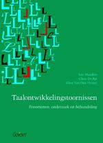 Taalontwikkelings stoornissen - Eric Manders, Chris de Bal, Ellen van den Heuvel (ISBN 9789044129540)