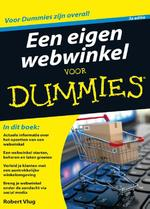 Een eigen webwinkel voor Dummies - Robert Vlug (ISBN 9789045350516)