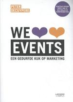 We ♥ ♥ events
