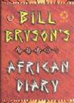 Bill Bryson's African diary - Bill Bryson (ISBN 9780385605144)