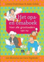 Het opa- en omaboek - Lenny Duijvelaar, Anjo Geluk (ISBN 9789021548937)
