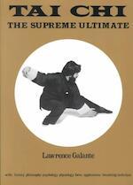 Tai chi - Lawrence Galante (ISBN 9780877284970)