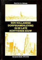 Hollandse dorpssamenleving late 18e eeu