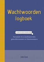 Wachtwoorden logboek - ZNU (ISBN 9789044751611)