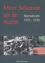 Meer schetsen uit de nacht - Hans Onderwater (ISBN 9789081300919)