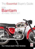 BSA Bantam - Peter Henshaw (ISBN 9781845841652)