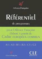 Référentiel des contenus d'apprentissage du FLE en rapport avec les six niveaux du Conseil de l'Europe, à l'usage des enseignants de FLE