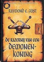 Slangenoorlog 3 Razernij demonenkoning - Raymond E Feist (ISBN 9789022540565)