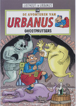 Ghostprutsers - Willy Linthout, Urbanus (ISBN 9789002238956)