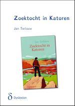Zoektocht in Katoren - dyslexie uitgave - Jan Terlouw (ISBN 9789491638510)
