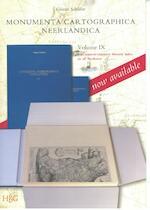 Monumenta Cartographica Neerlandica IX - Günter Schilder (ISBN 9789061946212)