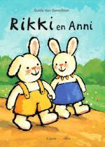 Clavisjes Rikki en Anni - Guido Van Genechten (ISBN 9789044814446)