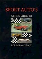 Sportauto's uit de jaren '50 - Rob de La Rive Box, Bernard J. van den Berg (ISBN 9789061208020)
