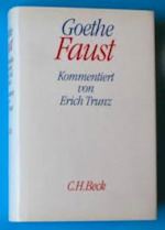 Faust - Johann Wolfgang von Goethe, Erich Trunz (ISBN 9783406312342)