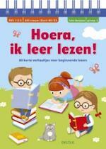 Hoera, ik leer lezen! (1ste leerjaar - groep 3) - ZNU (ISBN 9789044742756)