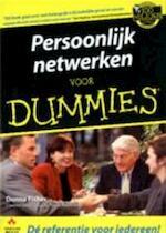 Persoonlijk netwerken voor dummies - Donna Fisher, Fontline (ISBN 9789043006309)