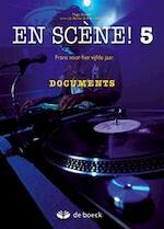 En scène! 5 - bronnenboek - Peggy Batsleer (ISBN 9789045532349)