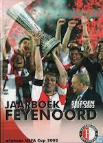 Jaarboek Feyenoord Seizoen 2001-2002 - N/A (ISBN 8710206209566)