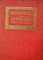 Gedachten van Dr. Frederik van Eeden - Frederik van Eeden